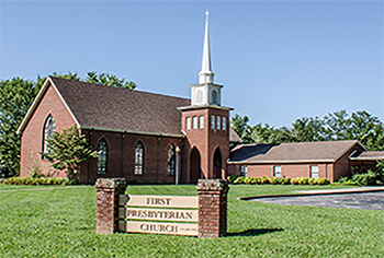First Presbyterian Church of Huntsville TN
