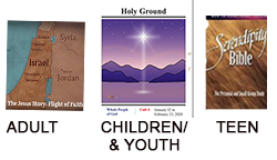 Sunday School Curriculum Graphic